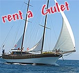 Blue Cruise rent a gulet